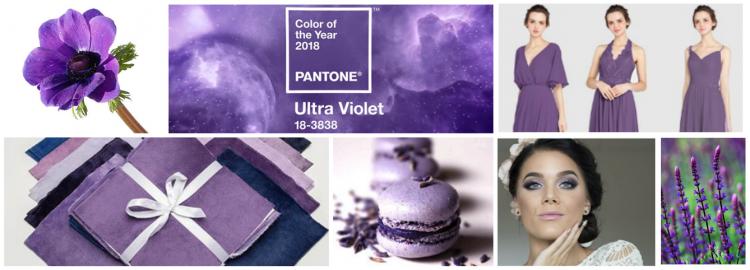 Pantone Color of year 2018
