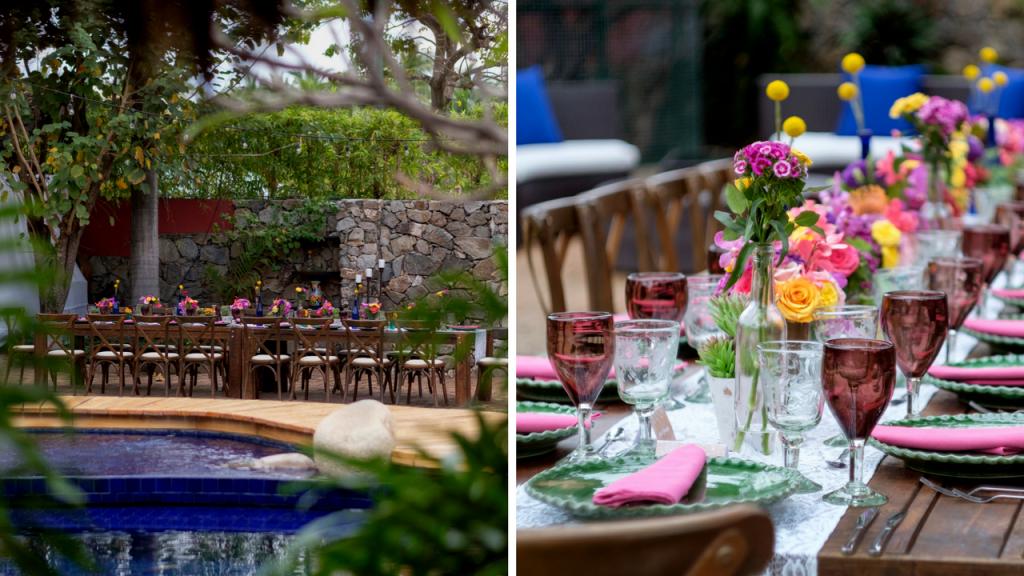 Villa Wedding in Mexico