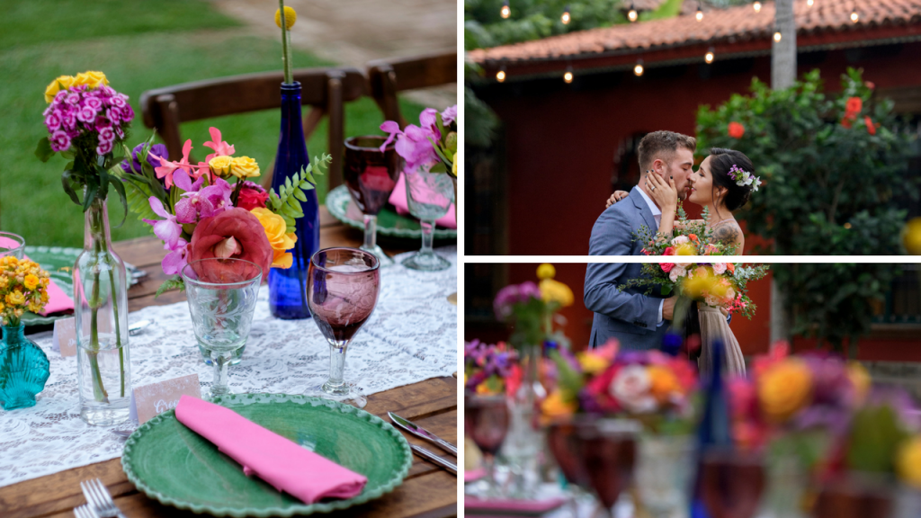 Gorgeous Mexican Style Wedding